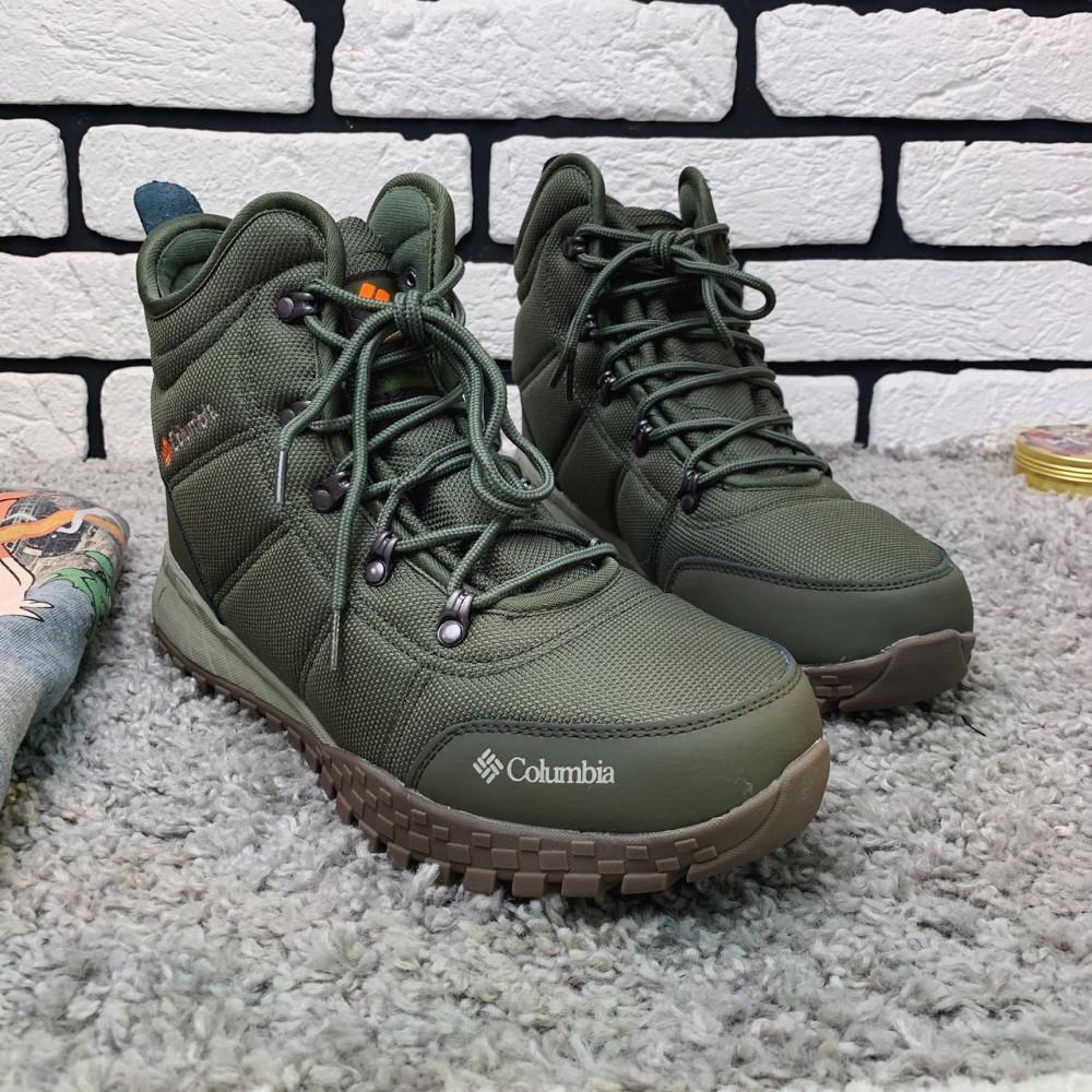 Мужские ботинки зимние - Зимние ботинки (на меху) мужские Columbia 12-048 ⏩ [ 44,45,46 ] 4
