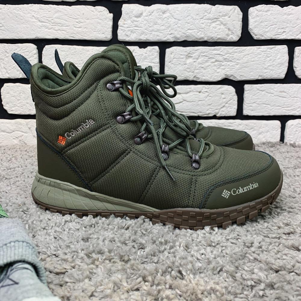 Мужские ботинки зимние - Зимние ботинки (на меху) мужские Columbia 12-048 ⏩ [ 44,45,46 ]