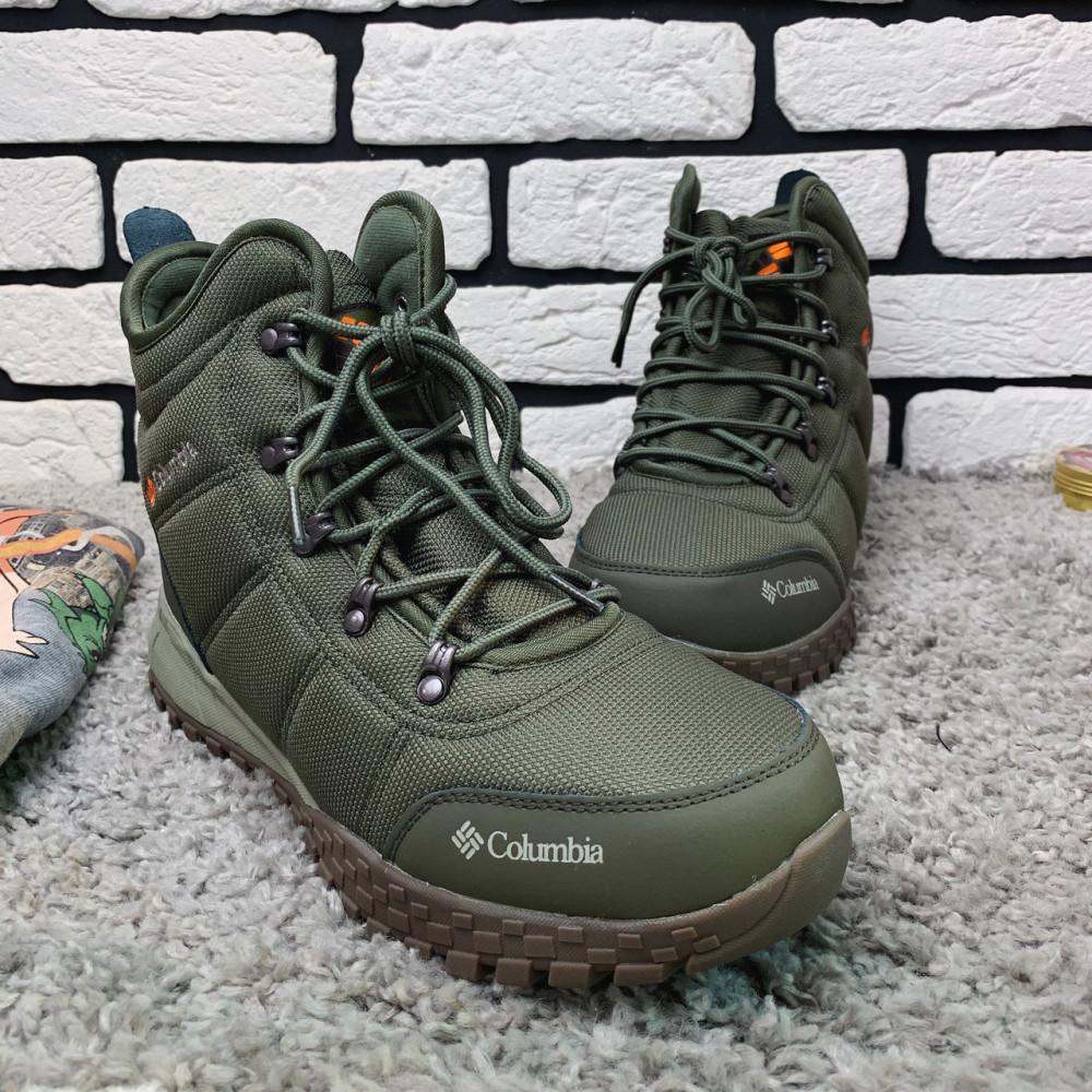 Мужские ботинки зимние - Зимние ботинки (на меху) мужские Columbia 12-048 ⏩ [ 44,45,46 ] 1