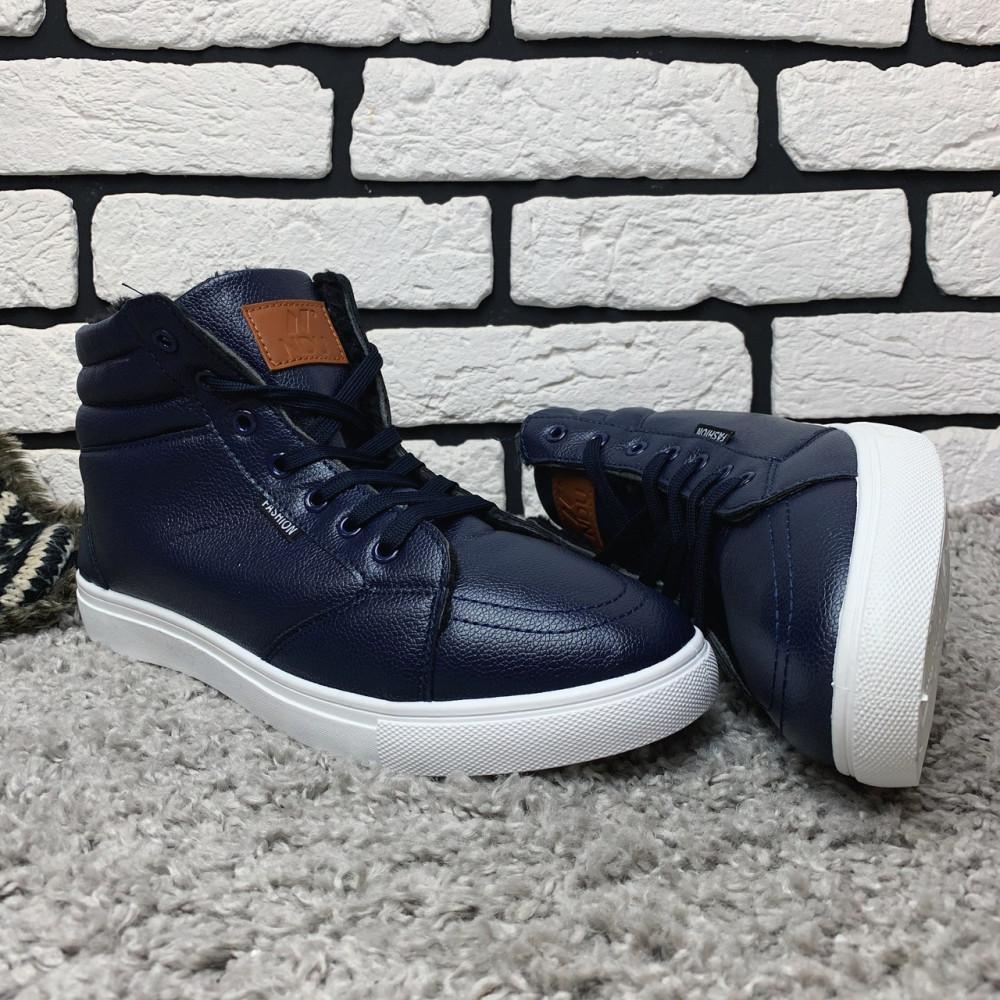 Мужские ботинки зимние - Зимние ботинки (на меху) мужские Vintage 18-036 ⏩ [ 45<<Последний размер>> ] 4