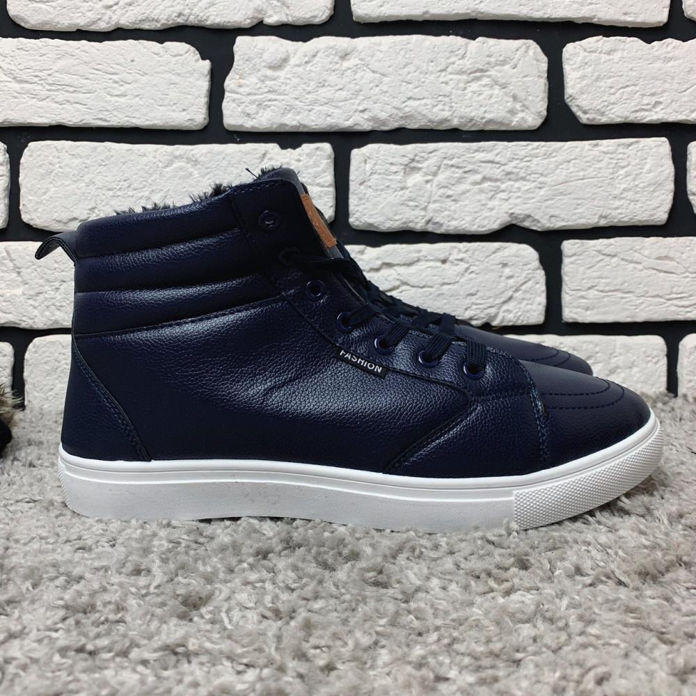 Мужские ботинки зимние - Зимние ботинки (на меху) мужские Vintage 18-036 ⏩ [ 45<<Последний размер>> ]