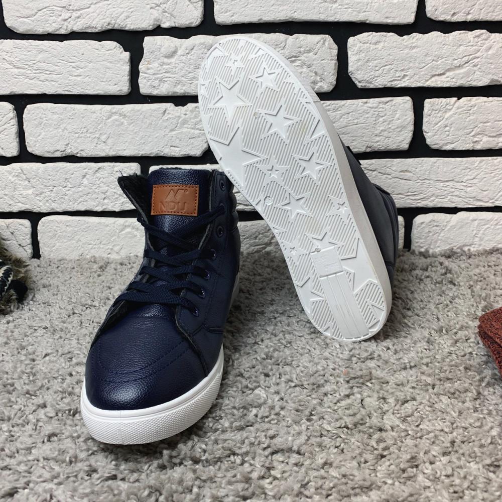 Мужские ботинки зимние - Зимние ботинки (на меху) мужские Vintage 18-036 ⏩ [ 45<<Последний размер>> ] 2