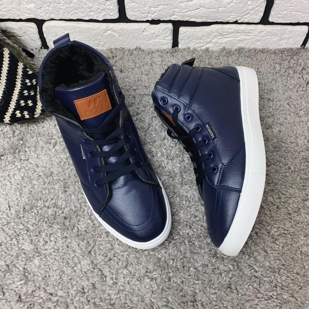 Мужские ботинки зимние - Зимние ботинки (на меху) мужские Vintage 18-036 ⏩ [ 45<<Последний размер>> ] 1