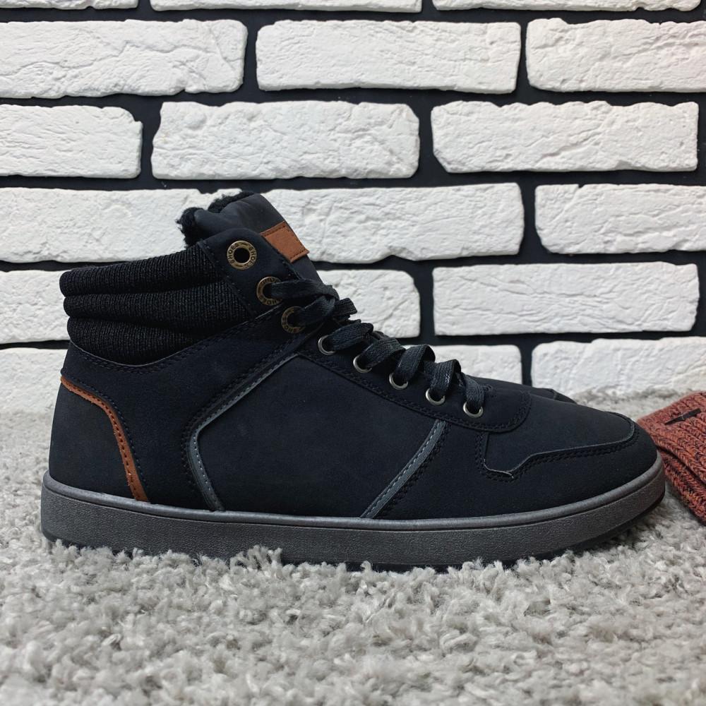 Мужские ботинки зимние - Зимние ботинки (на меху) мужские Vintage 18-074 ⏩ [ 44 ]