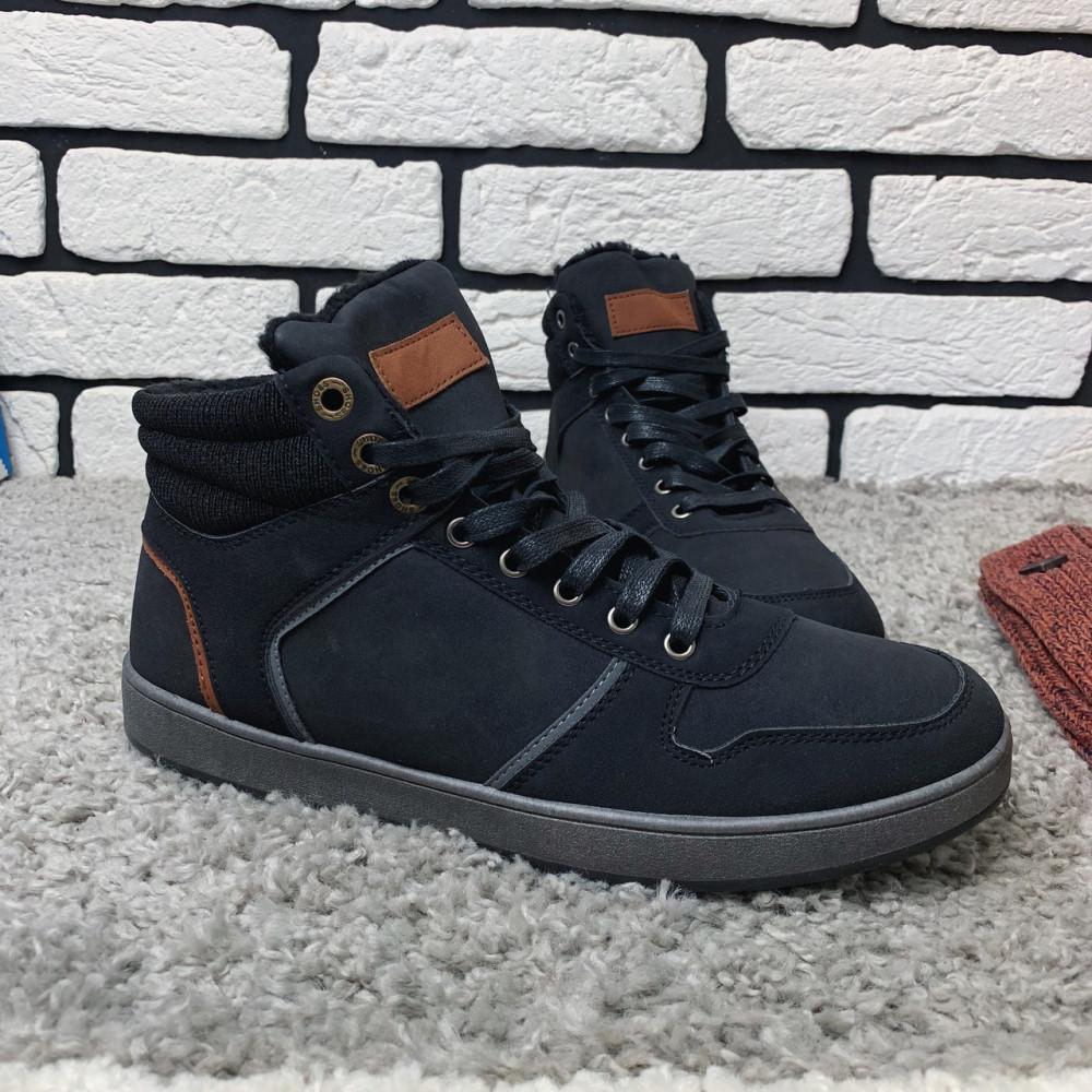 Мужские ботинки зимние - Зимние ботинки (на меху) мужские Vintage 18-074 ⏩ [ 44 ] 7