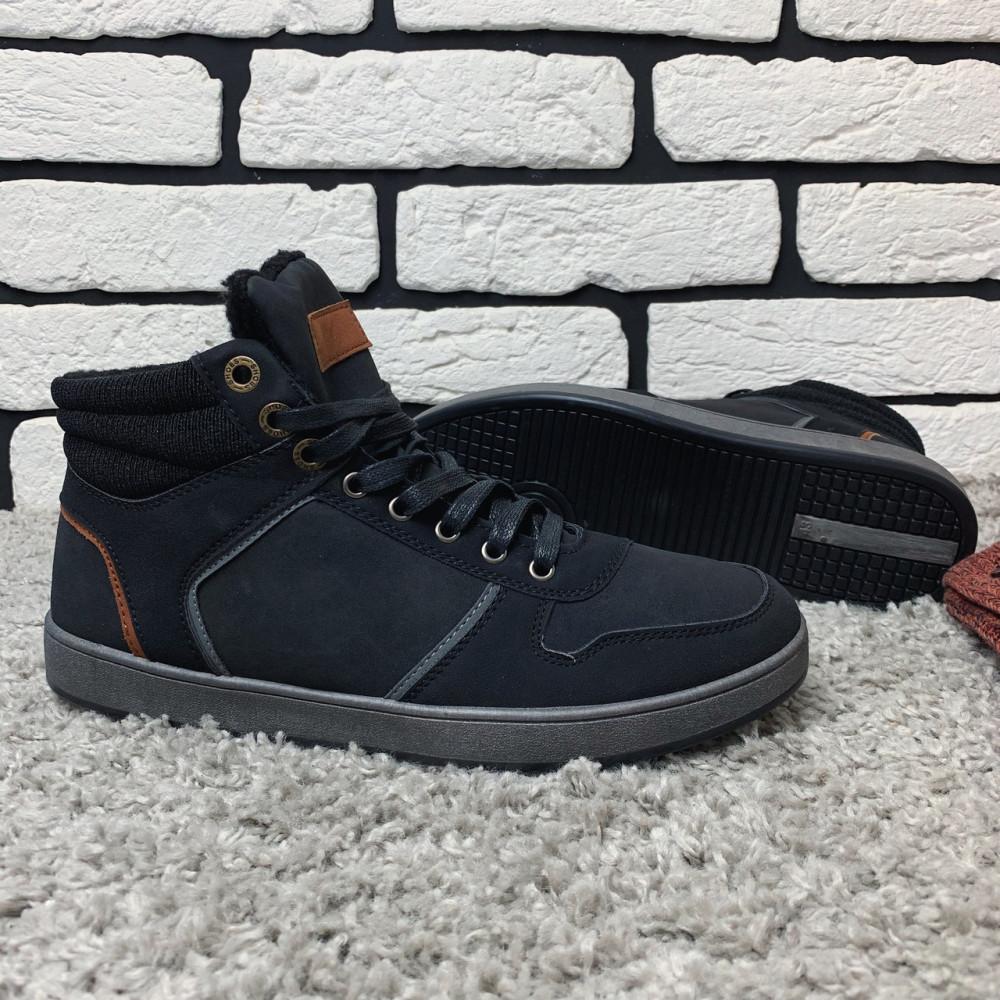 Мужские ботинки зимние - Зимние ботинки (на меху) мужские Vintage 18-074 ⏩ [ 44 ] 5