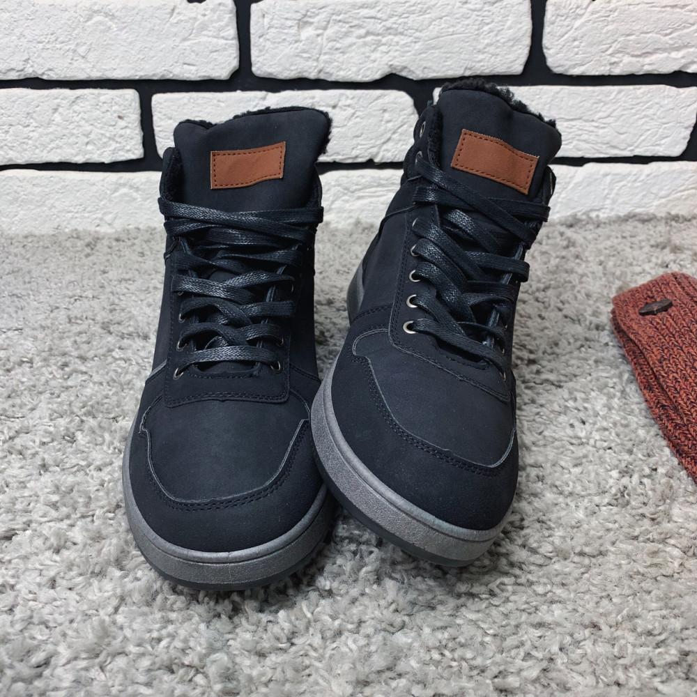 Мужские ботинки зимние - Зимние ботинки (на меху) мужские Vintage 18-074 ⏩ [ 44 ] 3