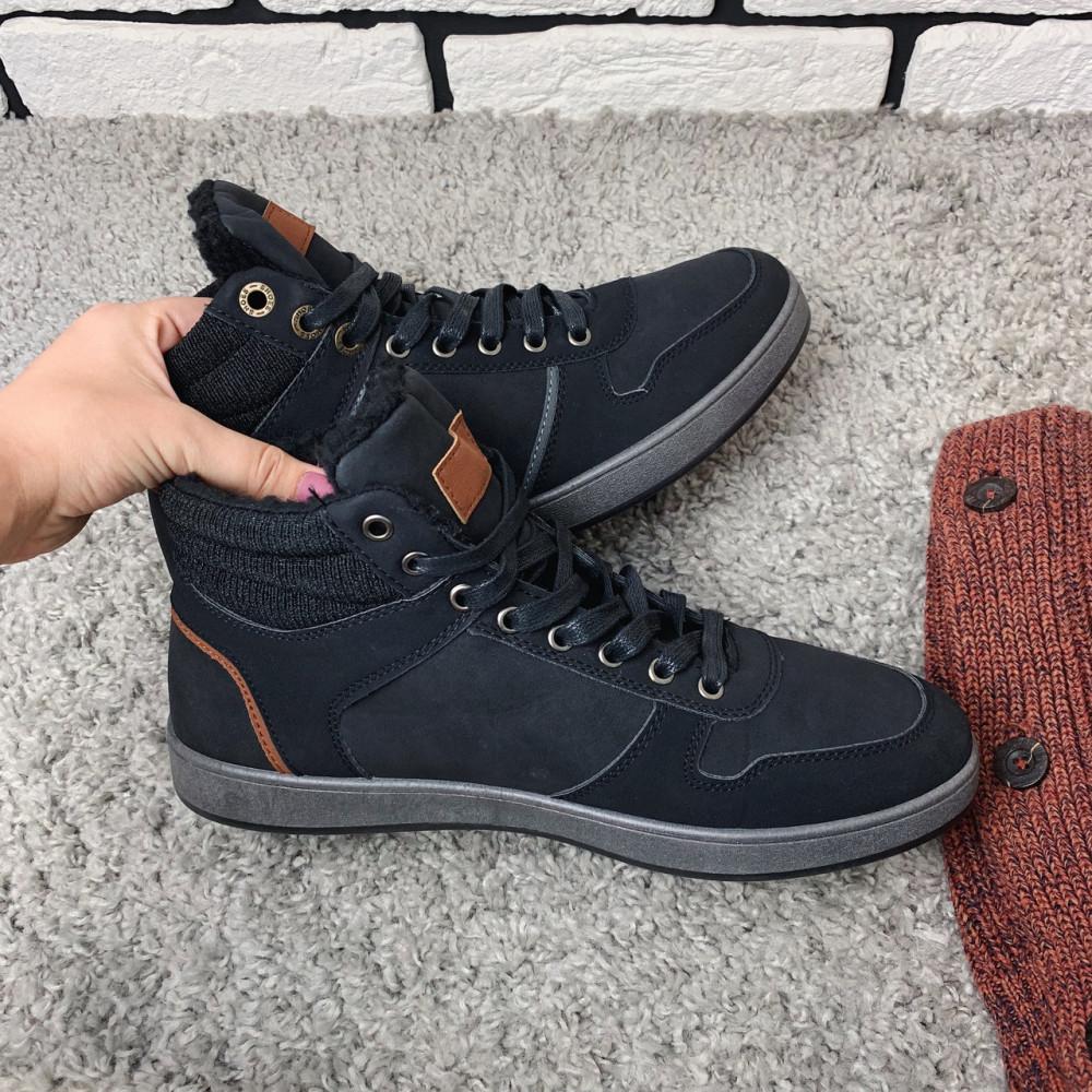 Мужские ботинки зимние - Зимние ботинки (на меху) мужские Vintage 18-074 ⏩ [ 44 ] 4