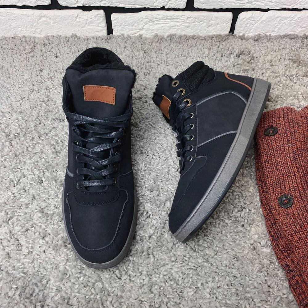 Мужские ботинки зимние - Зимние ботинки (на меху) мужские Vintage 18-074 ⏩ [ 44 ] 2
