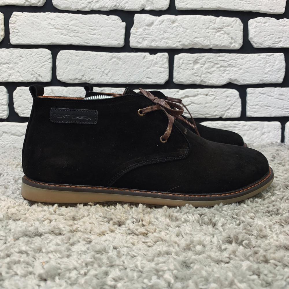 Мужские ботинки демисезонные - Ботинки мужские Point 13043