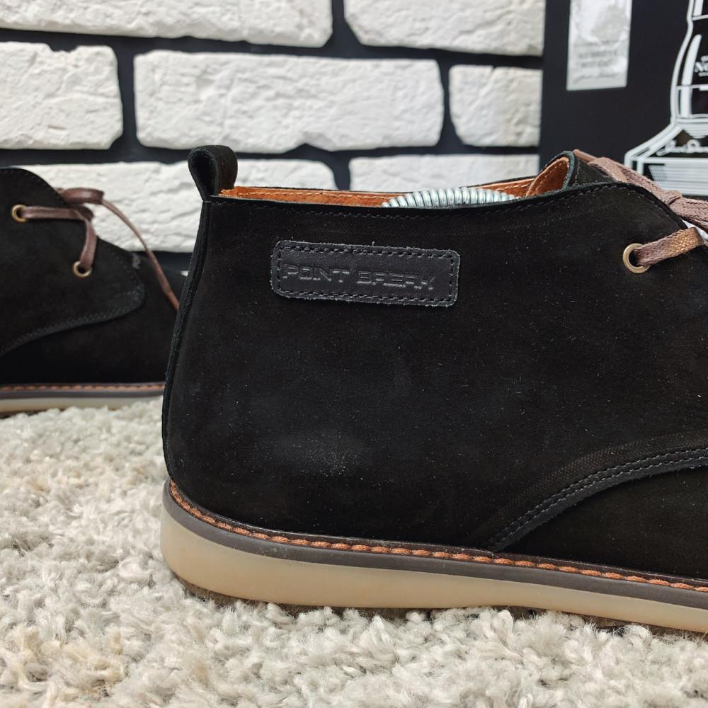 Мужские ботинки демисезонные - Ботинки мужские Point 13043 6