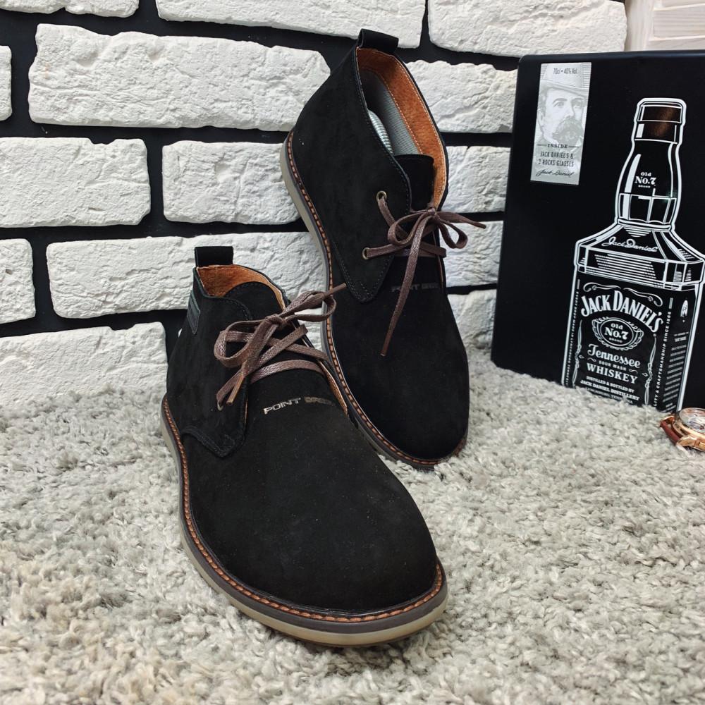 Мужские ботинки демисезонные - Ботинки мужские Point 13043 4