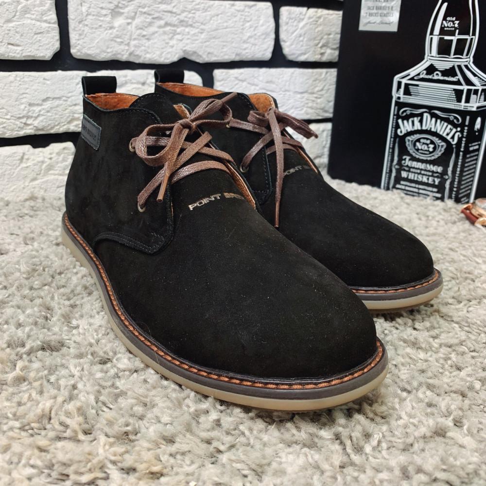 Мужские ботинки демисезонные - Ботинки мужские Point 13043 5