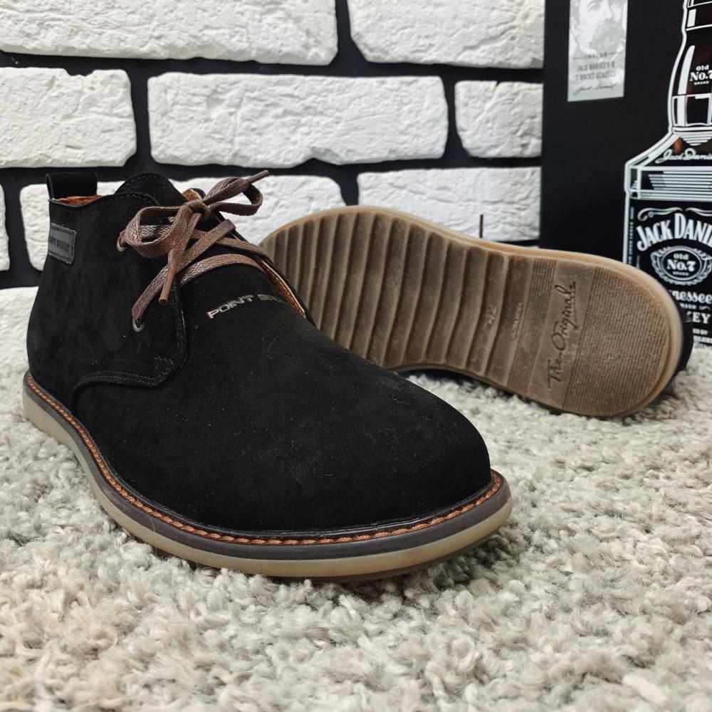 Мужские ботинки демисезонные - Ботинки мужские Point 13043 3