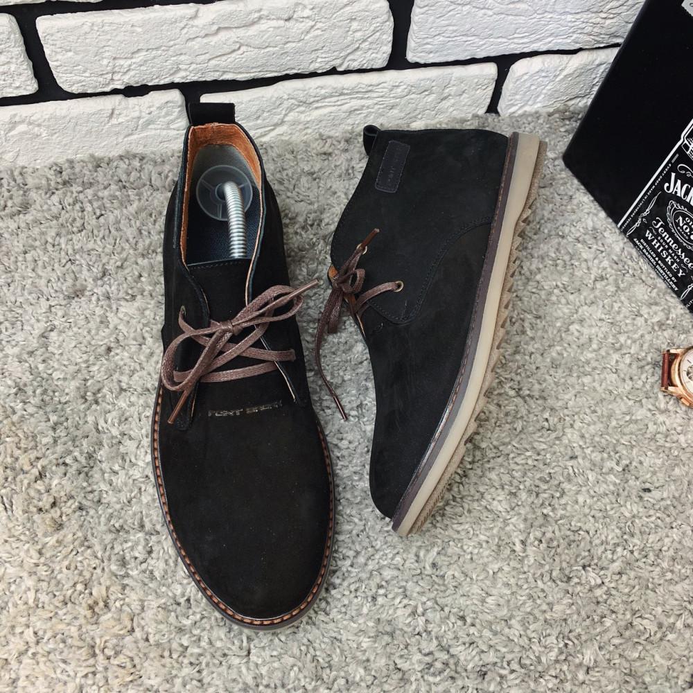 Мужские ботинки демисезонные - Ботинки мужские Point 13043 2