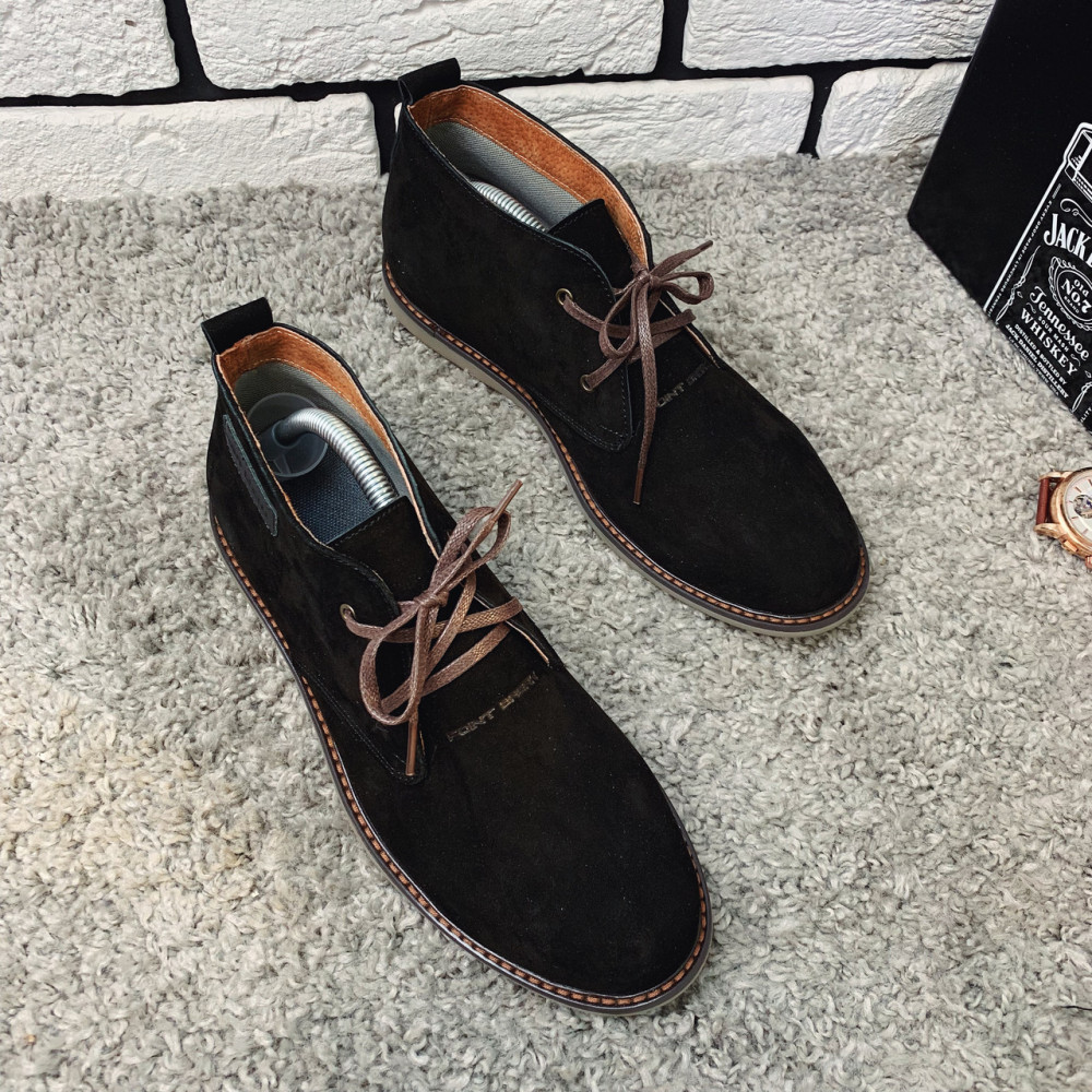 Мужские ботинки демисезонные - Ботинки мужские Point 13043 1