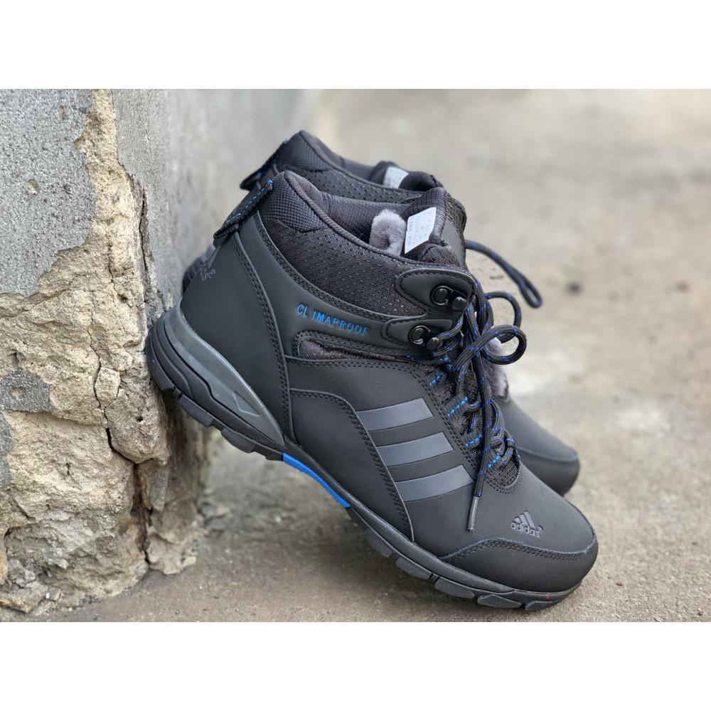 Мужские ботинки зимние - Зимние ботинки (на меху)  мужские Adidas Climaproof 3-030 ⏩ [ 41 последний размер ]