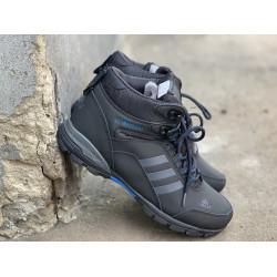Зимние ботинки (на меху)  мужские Adidas Climaproof 3-030 ⏩ [ 41 последний размер ]