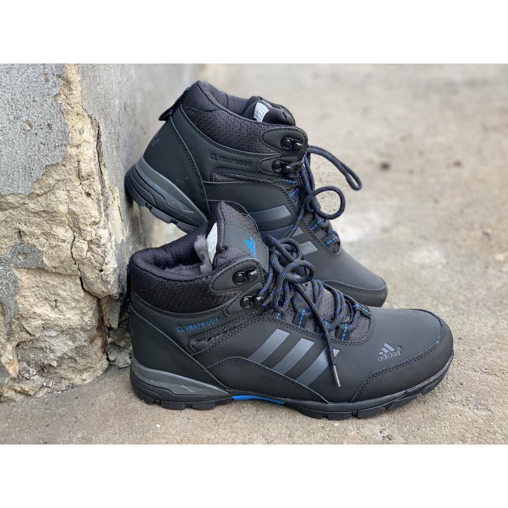 Мужские ботинки зимние - Зимние ботинки (на меху)  мужские Adidas Climaproof 3-030 ⏩ [ 41 последний размер ] 3