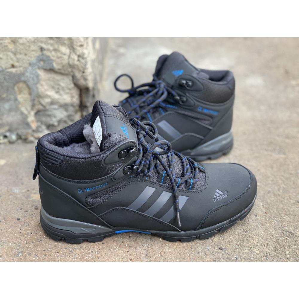 Мужские ботинки зимние - Зимние ботинки (на меху)  мужские Adidas Climaproof 3-030 ⏩ [ 41 последний размер ] 2