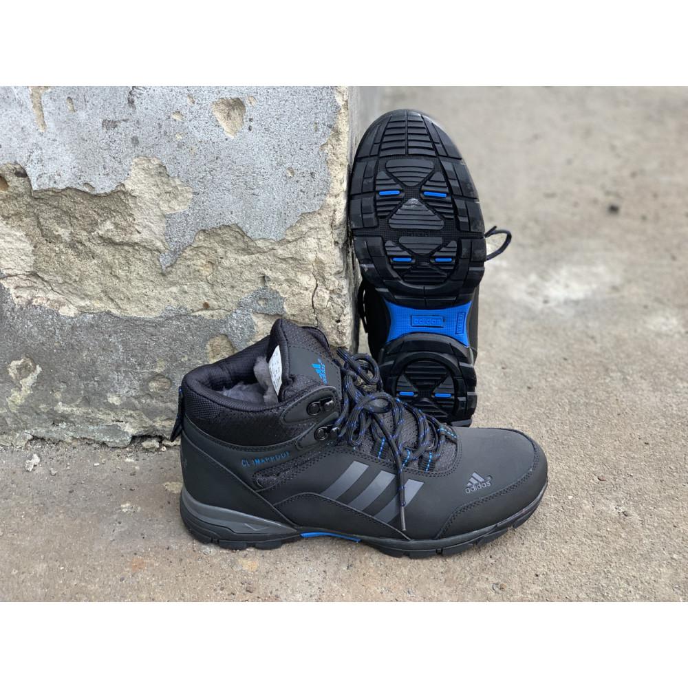 Мужские ботинки зимние - Зимние ботинки (на меху)  мужские Adidas Climaproof 3-030 ⏩ [ 41 последний размер ] 1