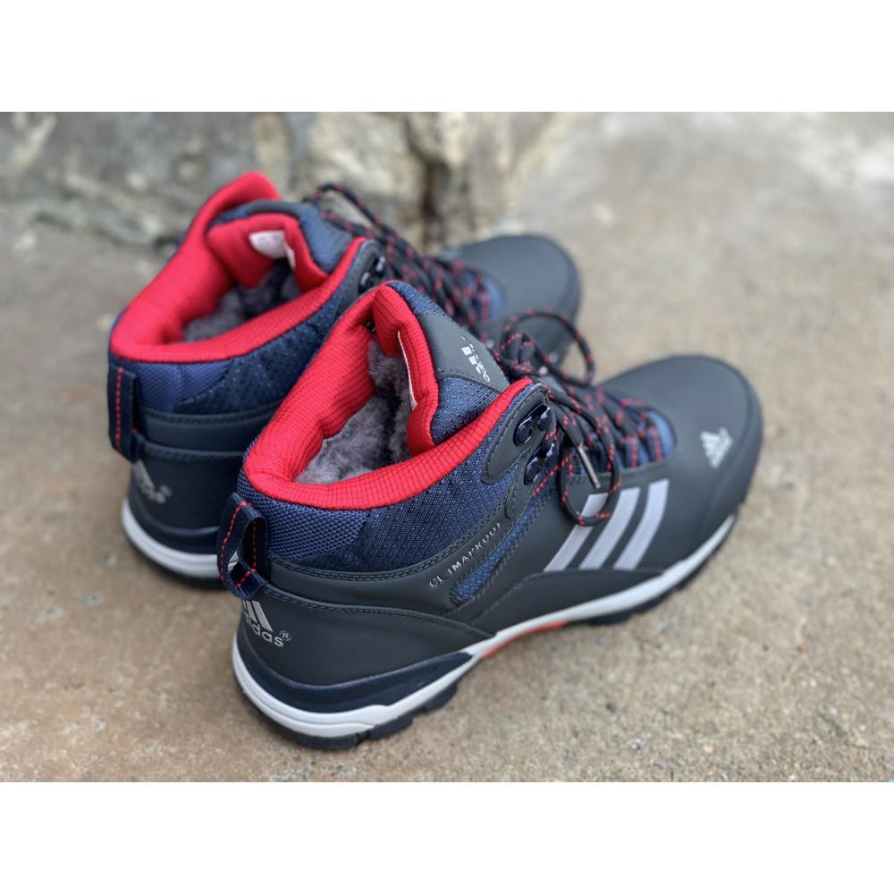 Мужские ботинки зимние - Зимние ботинки (на меху) мужские Adidas Climaproof  3-072 ⏩ [ 41,44 ] 4