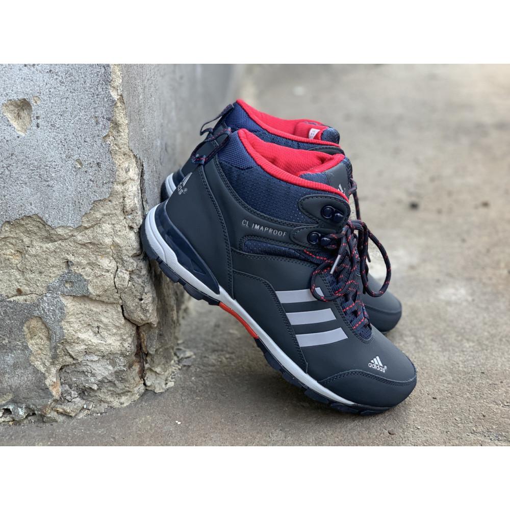 Мужские ботинки зимние - Зимние ботинки (на меху) мужские Adidas Climaproof  3-072 ⏩ [ 41,44 ]