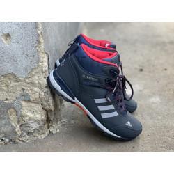 Зимние ботинки (на меху) мужские Adidas Climaproof  3-072 ⏩ [ 41,44 ]