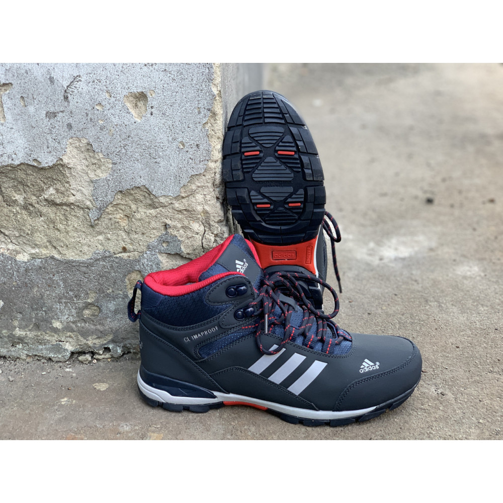Мужские ботинки зимние - Зимние ботинки (на меху) мужские Adidas Climaproof  3-072 ⏩ [ 41,44 ] 2