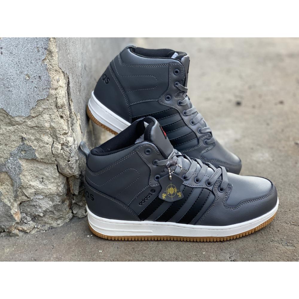 Демисезонные кроссовки мужские   - Мужские Adidas Cloudfoam  3-044 ⏩ [ 41,42,43 ] 4