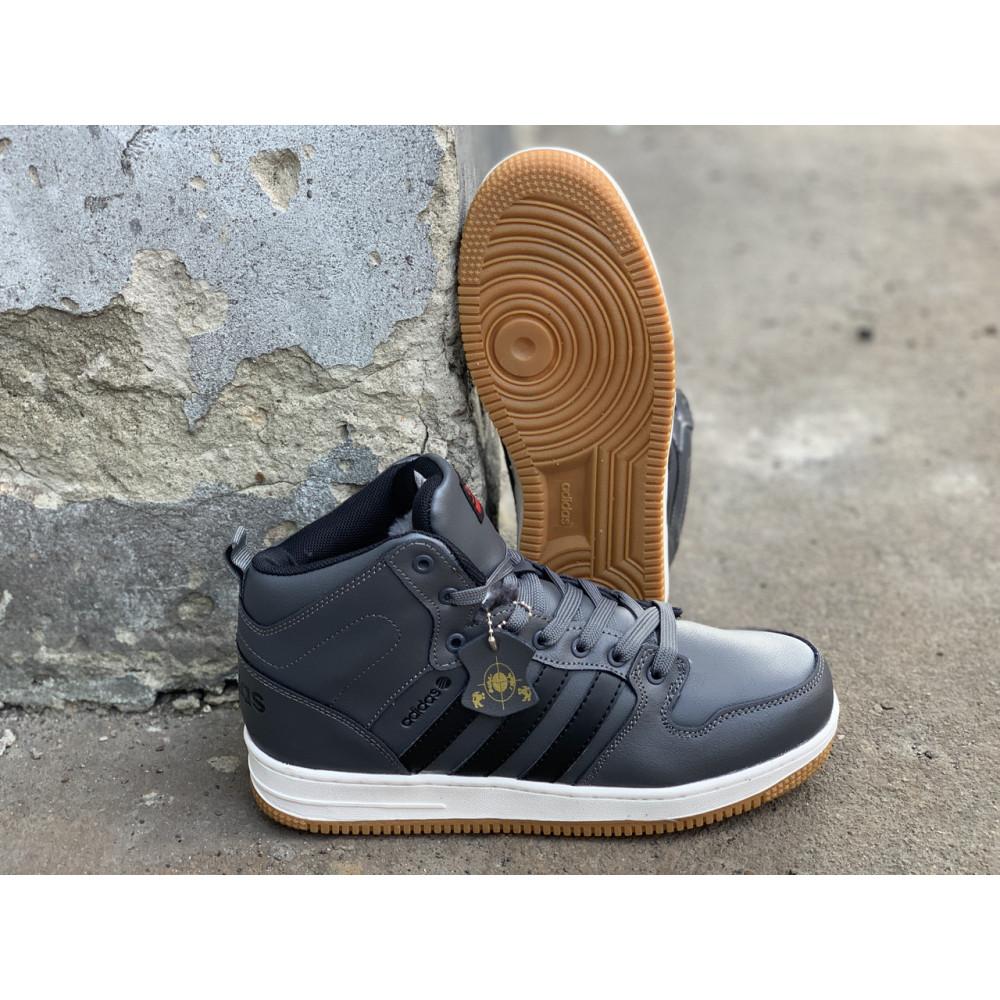 Демисезонные кроссовки мужские   - Мужские Adidas Cloudfoam  3-044 ⏩ [ 41,42,43 ] 3