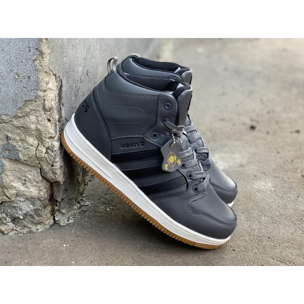 Демисезонные кроссовки мужские   - Мужские Adidas Cloudfoam  3-044 ⏩ [ 41,42,43 ]