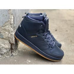 Зимние ботинки (на меху) мужские Adidas Cloudfoam  3-046 ⏩ [ 44,45 ]