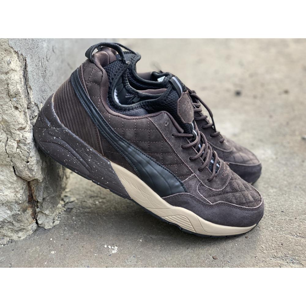 Мужские ботинки демисезонные - Ботинки мужские Puma Trinomic  7-051 ⏩ [ 42,43,44,45 ]
