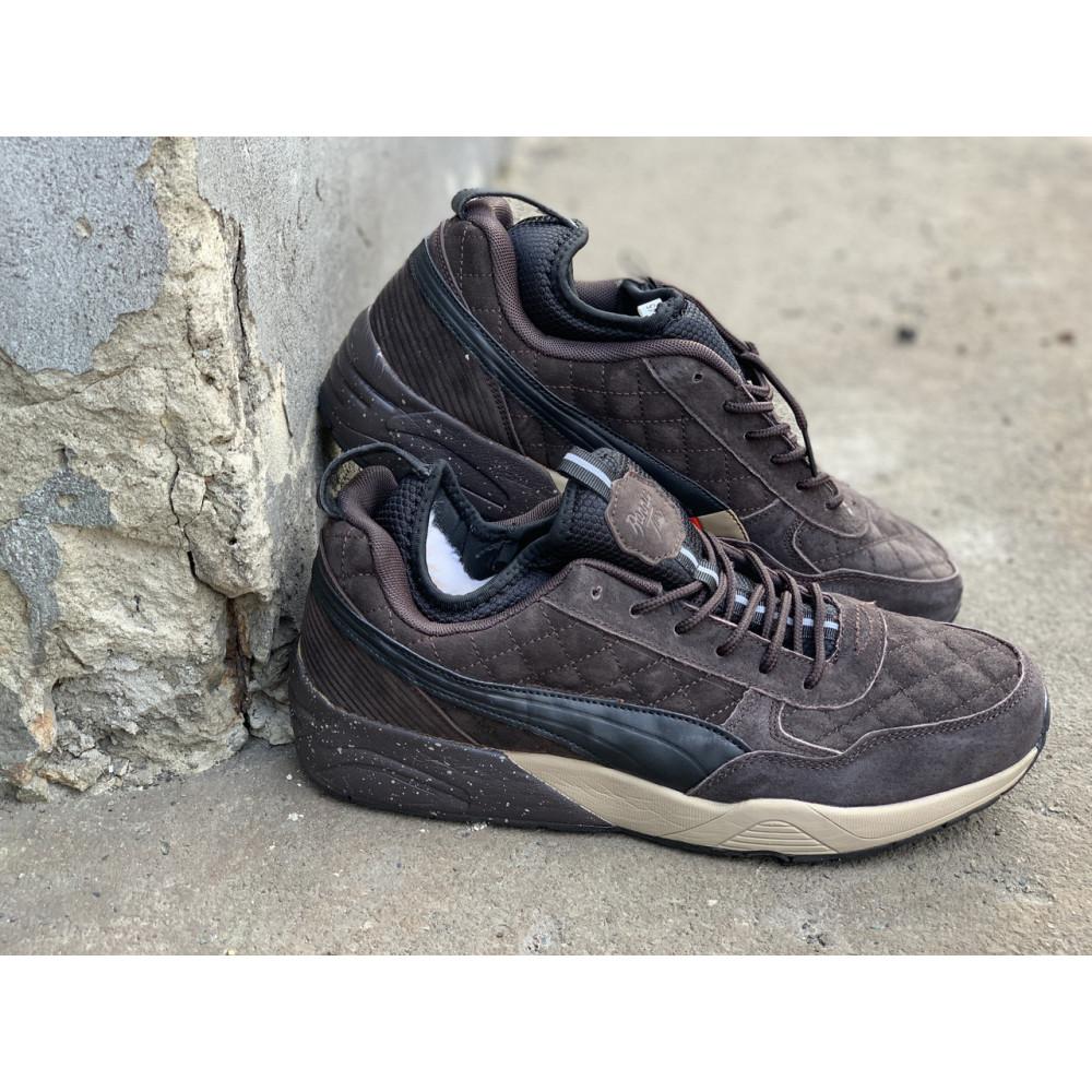 Мужские ботинки демисезонные - Ботинки мужские Puma Trinomic  7-051 ⏩ [ 42,43,44,45 ] 1