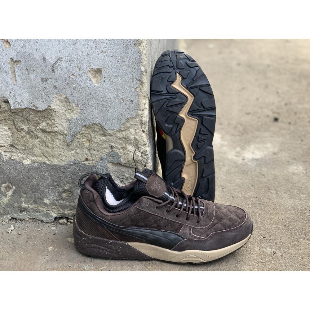 Мужские ботинки демисезонные - Ботинки мужские Puma Trinomic  7-051 ⏩ [ 42,43,44,45 ] 2