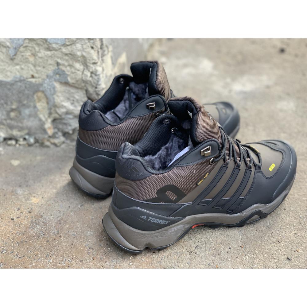 Мужские ботинки зимние - Зимние ботинки (на меху) мужские Adidas TERREX  3-085⏩ [ 42,44] 4
