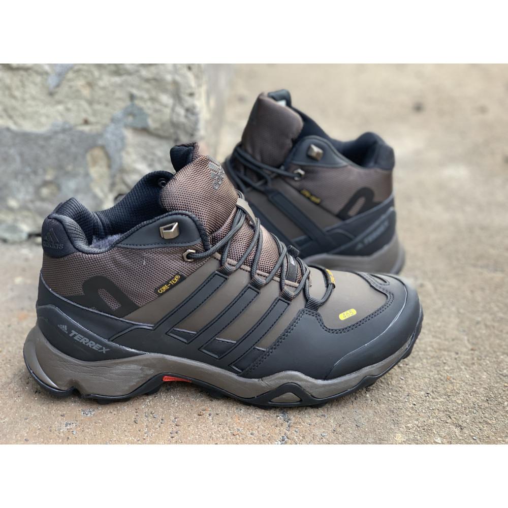 Мужские ботинки зимние - Зимние ботинки (на меху) мужские Adidas TERREX  3-085⏩ [ 42,44] 3