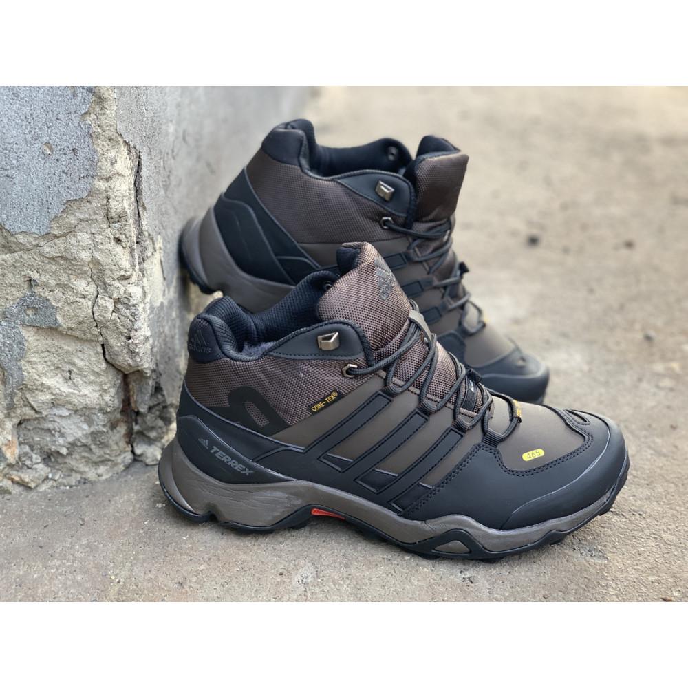 Мужские ботинки зимние - Зимние ботинки (на меху) мужские Adidas TERREX  3-085⏩ [ 42,44] 2