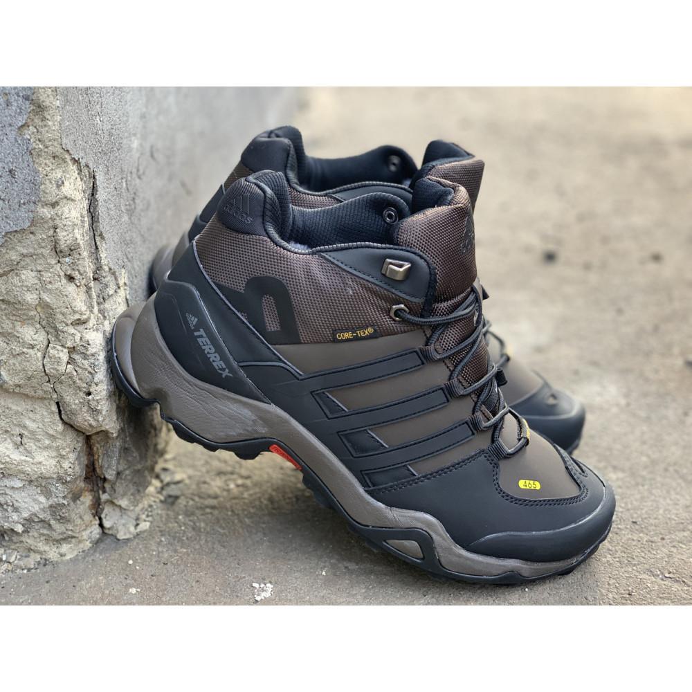 Мужские ботинки зимние - Зимние ботинки (на меху) мужские Adidas TERREX  3-085⏩ [ 42,44]