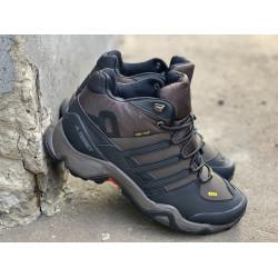 Зимние ботинки (на меху) мужские Adidas TERREX  3-085⏩ [ 42,44]