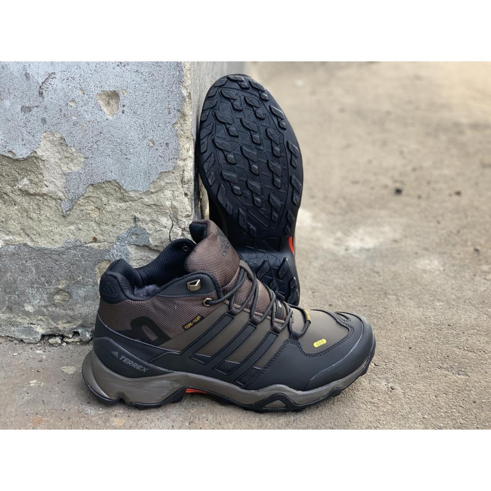 Мужские ботинки зимние - Зимние ботинки (на меху) мужские Adidas TERREX  3-085⏩ [ 42,44] 1