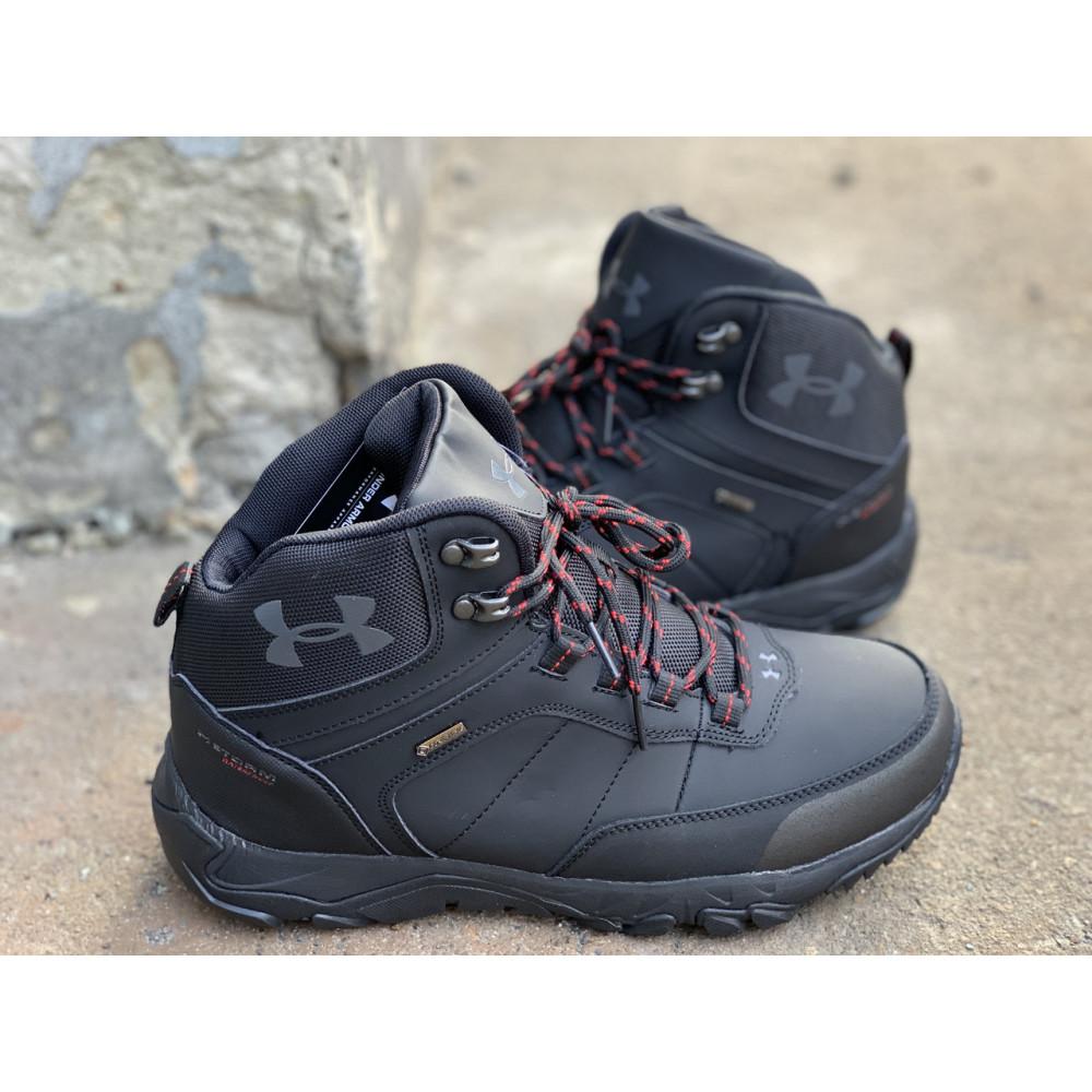 Мужские ботинки зимние - Зимние ботинки (НА МЕХУ) мужские Under Armour Storm  16-097 ⏩ [44 последний размер ] 4