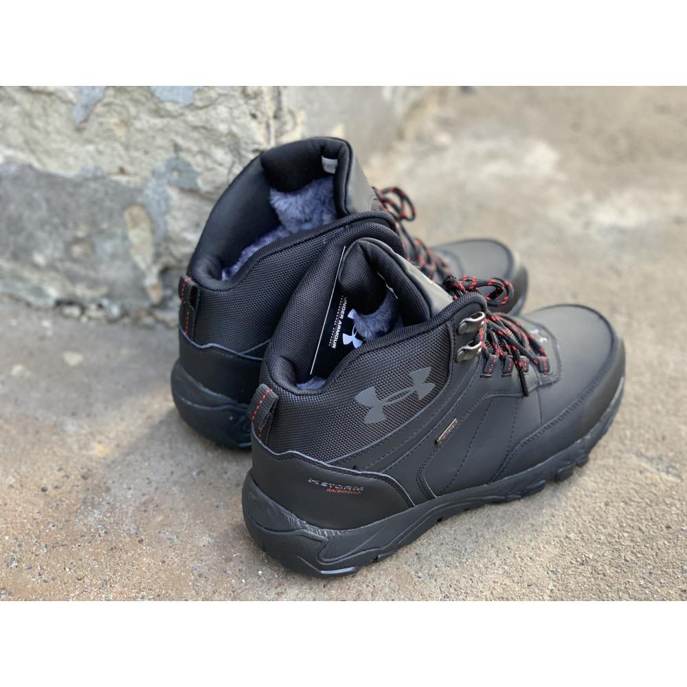 Мужские ботинки зимние - Зимние ботинки (НА МЕХУ) мужские Under Armour Storm  16-097 ⏩ [44 последний размер ] 3