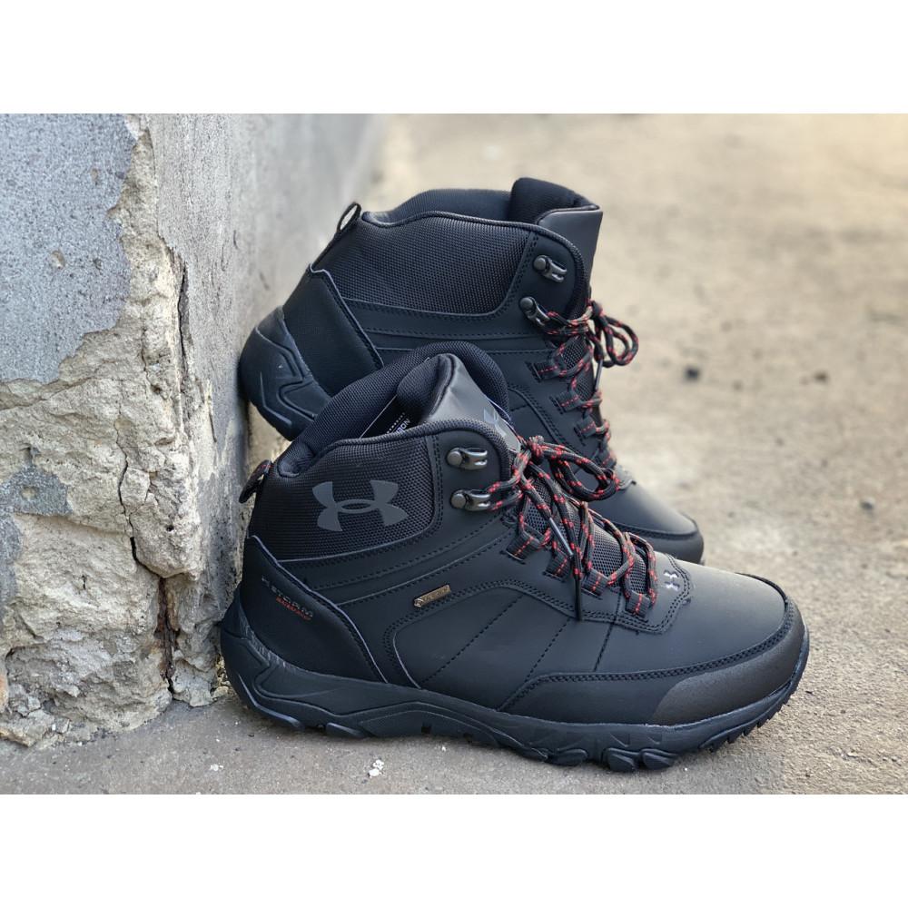 Мужские ботинки зимние - Зимние ботинки (НА МЕХУ) мужские Under Armour Storm  16-097 ⏩ [44 последний размер ] 2
