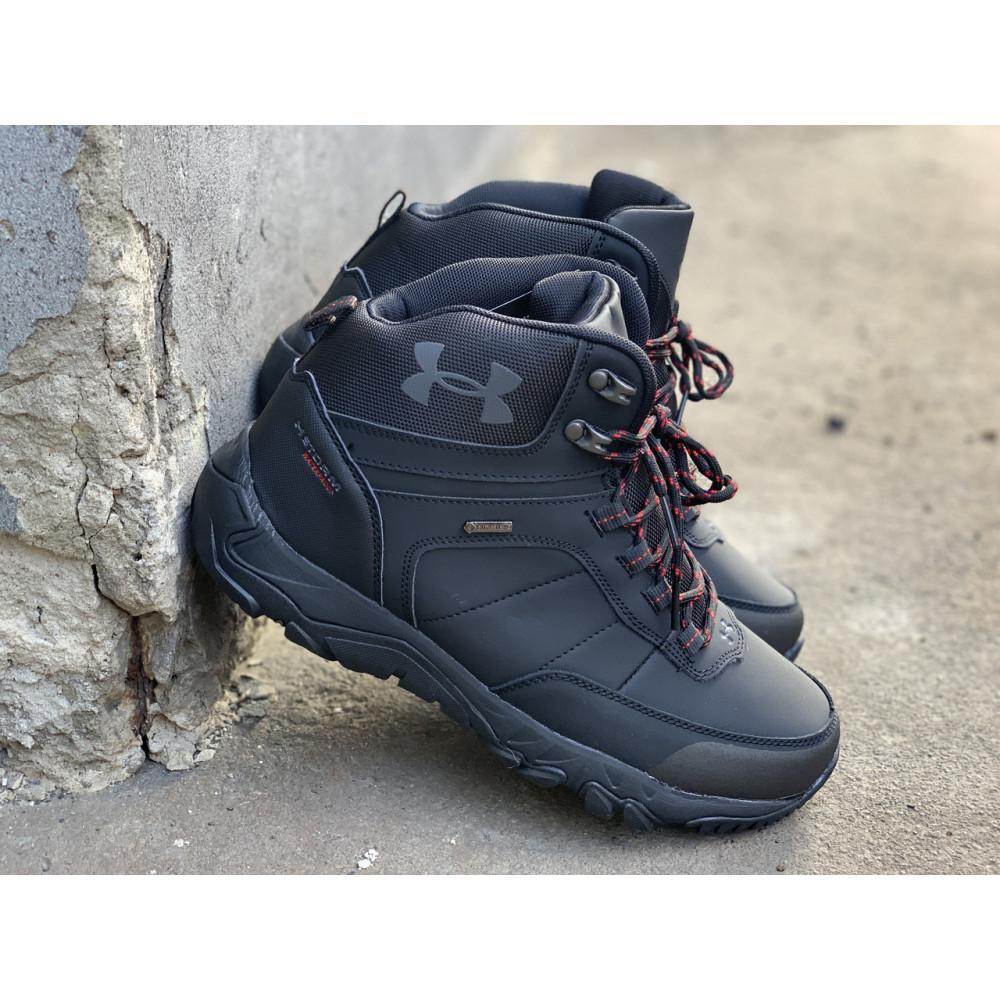 Мужские ботинки зимние - Зимние ботинки (НА МЕХУ) мужские Under Armour Storm  16-097 ⏩ [44 последний размер ]
