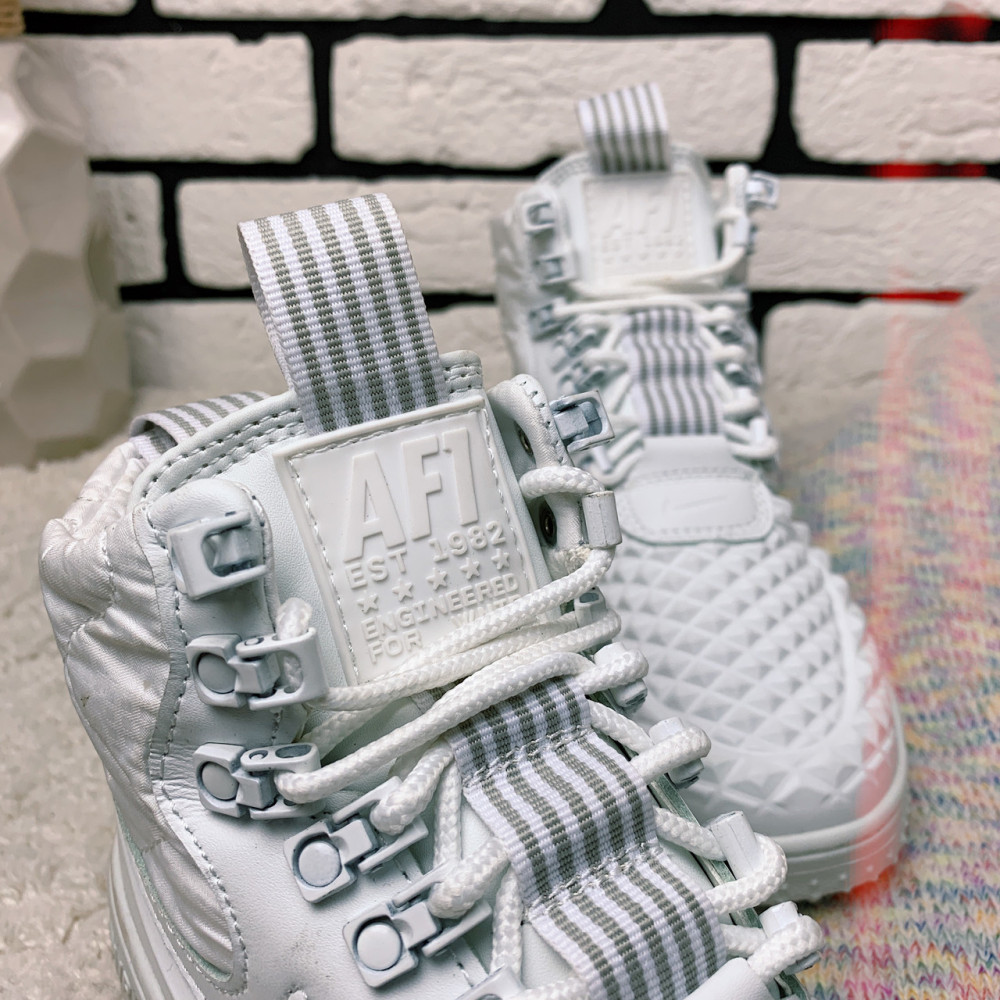 Зимние кроссовки мужские - Зимние кроссовки (на меху)Nike AF1  1-171 ⏩ [41 последний размер ] 5