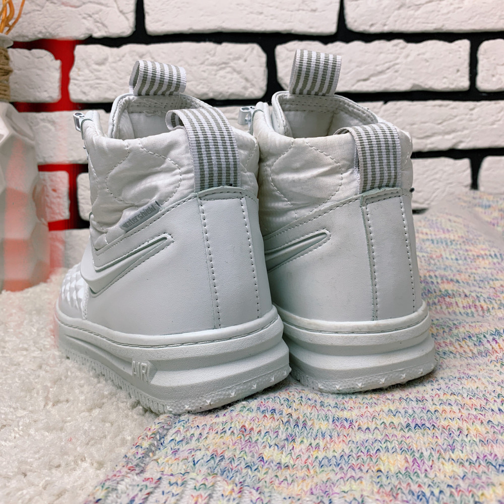 Зимние кроссовки мужские - Зимние кроссовки (на меху)Nike AF1  1-171 ⏩ [41 последний размер ] 1