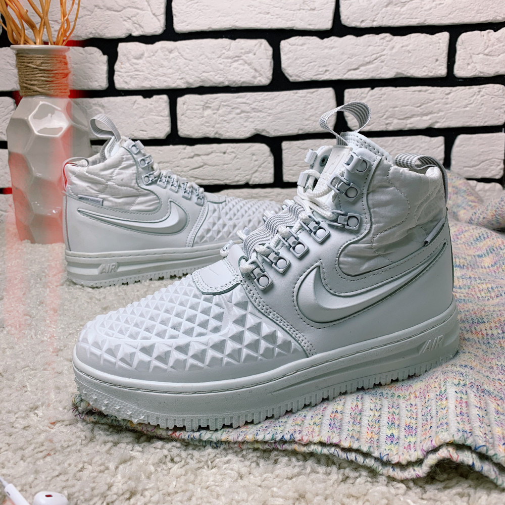 Зимние кроссовки мужские - Зимние кроссовки (на меху)Nike AF1  1-171 ⏩ [41 последний размер ] 4