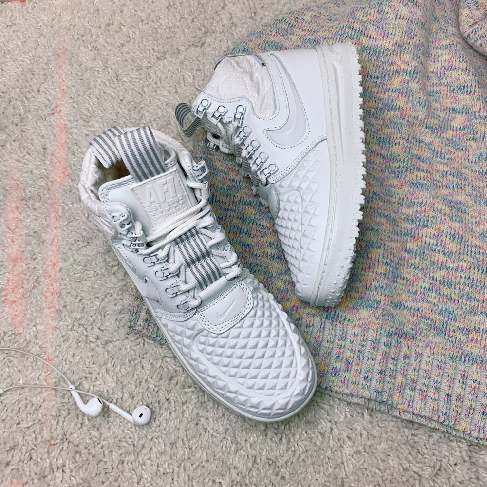 Зимние кроссовки мужские - Зимние кроссовки (на меху)Nike AF1  1-171 ⏩ [41 последний размер ] 2